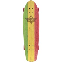 Лонгборд Dusters Flashback Cruiser Rasta