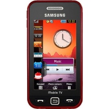 Samsung S5233t Red