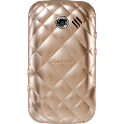 Samsung S7070 Diva Luxury Gold фото 4