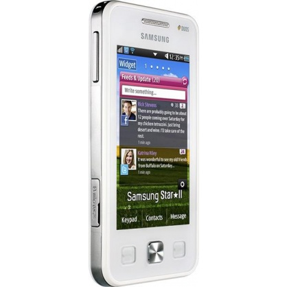 Samsung GT-C6712 Star II DUOS White фото 2